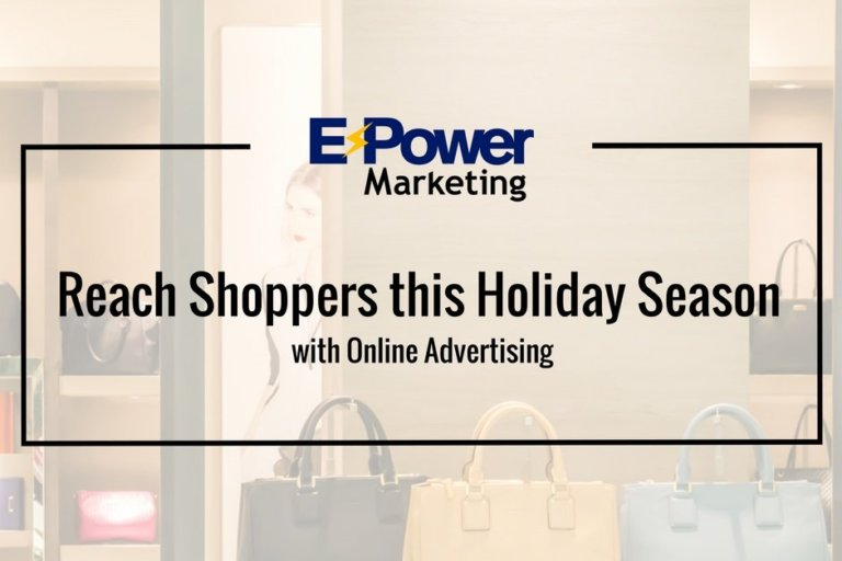 Reach Shoppers this Holiday Season with Online Advertising