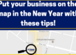 Put your business on the map in the New Year with these tips