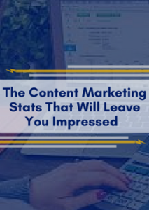 The Content Marketing Stats That Will Leave You Impressed