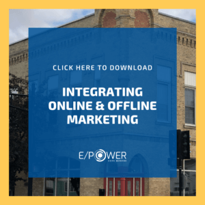 Integrating Online and Offline Marketing - Download our free resource!