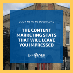 Content Marketing Stats - Download our free resource!