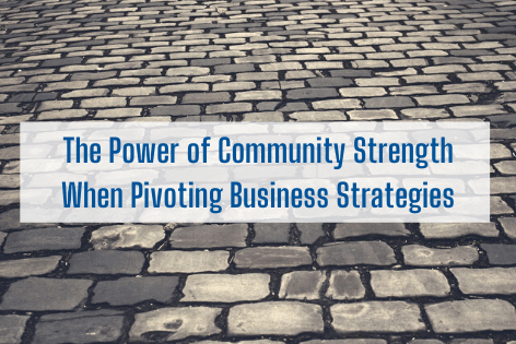 Power of Community Strength and Learning to Pivot-V2